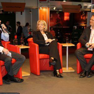 Henning Tillmann:  Interview mit Hannelore Kraft und Oliver Kaczmarek