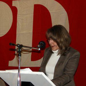 Marion Dyduch stellt Erfolgsbilanz der SPD vor