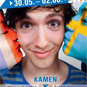 Plakat Partnerschaftsjubiläum 2013
