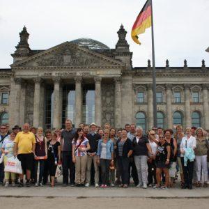 Auch Kamener waren in Berlin