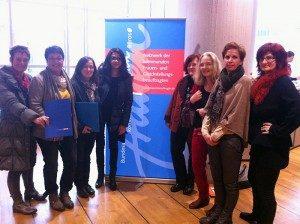Die Gleichstellungsbeauftragten aus dem Kreis nahmen an der 22. Bundeskonferenz teil