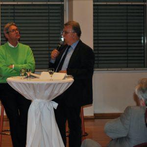 Reiner Brüggemann und Roland Borrosch zur Inklusion