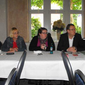 AsF-Stadtverband: Referent Oliver Kaczmarek zum Thema Rente