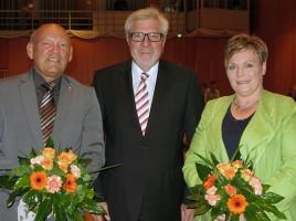 Manfred Wiedemann, Hermann Hupe, , Bettina Werning